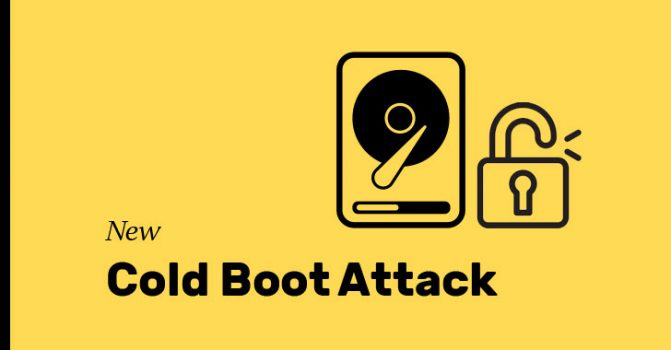 New Cold Boot Attack Unlocks Disk Encryption On Nearly All Modern PCs | Cyber Security