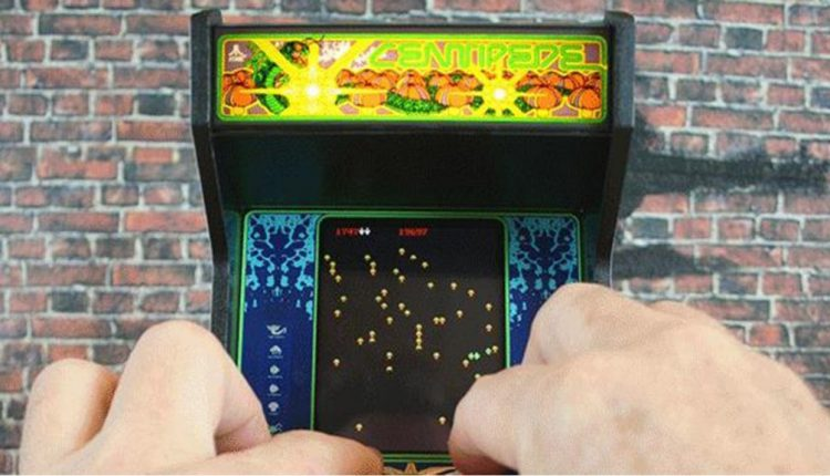 New Line of Mini Arcade Machines are Exact 12-Inch Replicas | Gaming News