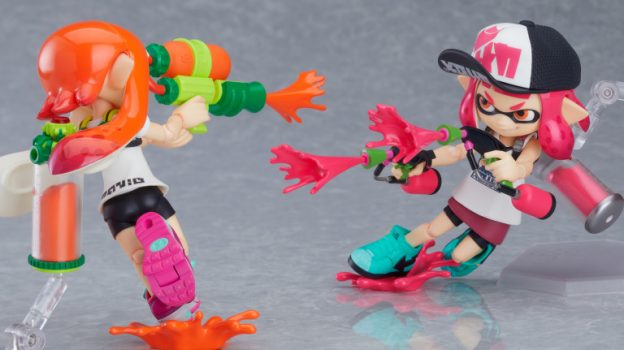 New Splatoon Figures Are Like Amiibo, Only Much Better | Gaming News
