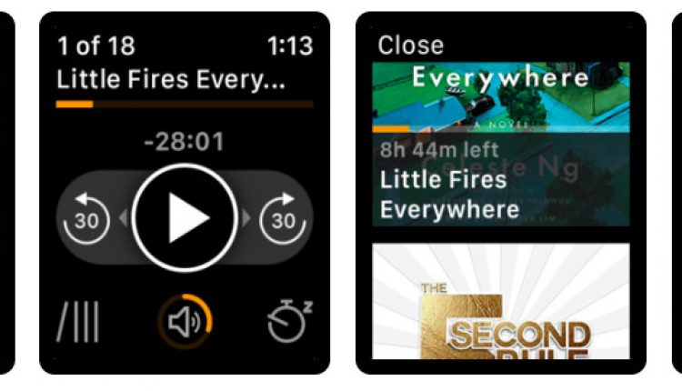 Now you can listen to Audible on your Apple Watch | Apps