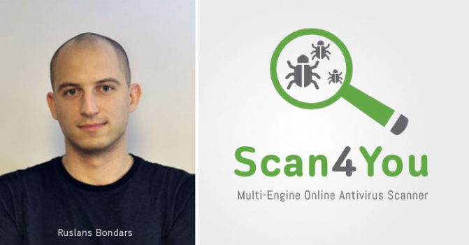 scan4you multi engine online antivirus scanner