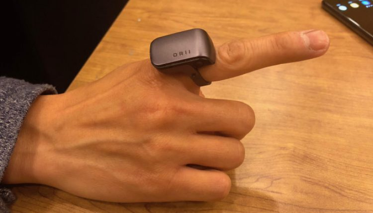 Origami Labs shows off its voice-powered smart ring | Industry