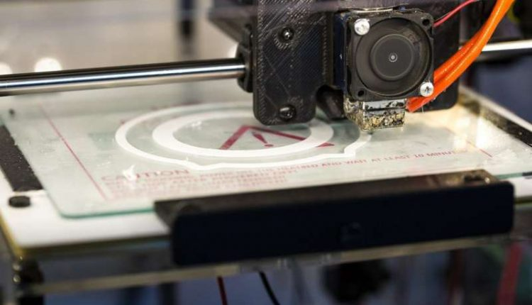 Researchers work to add function to 3-D-printed objects | Robotics