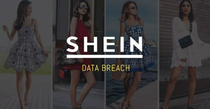 SHEIN-Fashion Shopping Site Suffers Data Breach Affecting 6.5 Million Users | Cyber Security