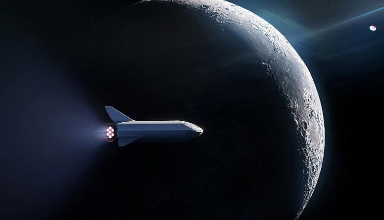 SpaceX says Japanese billionaire will be first passenger on moon flight | Innovation