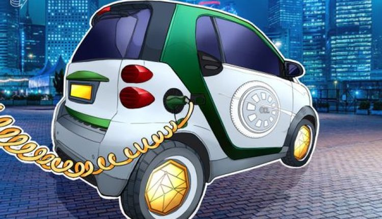 Startup Launches Blockchain Powered Electric Vehicles That Mine Cryptocurrency | Crypto