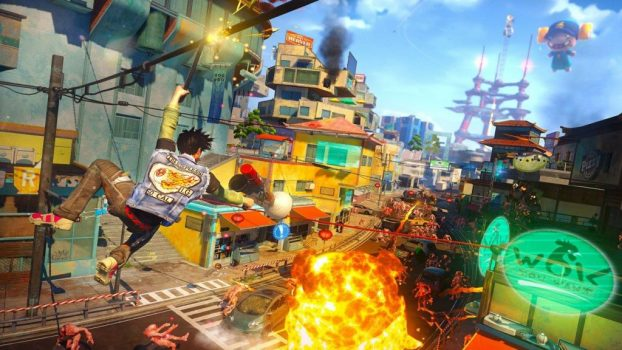 Sunset Overdrive Was Originally a Lot Like Fortnite | Gaming News