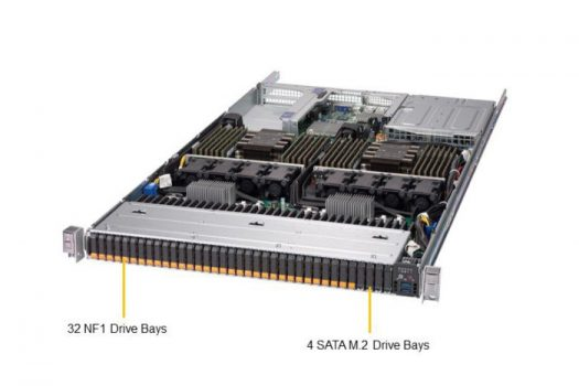 Supermicro unveils an insanely fast, insanely thin storage server | Virtual Reality