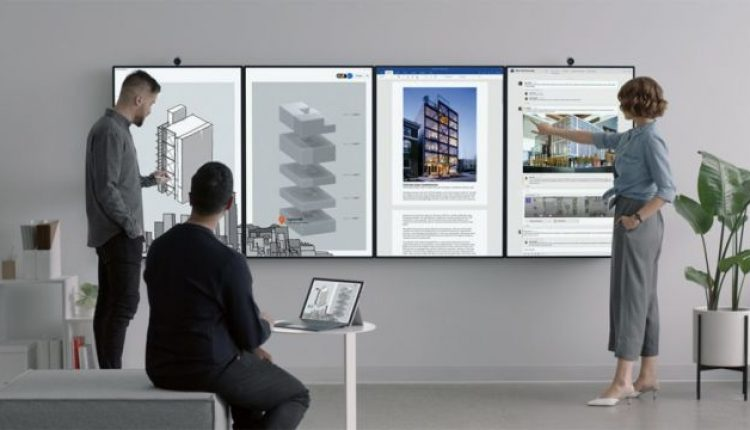 Surface Hub 2 splits into two: 2S in 2019, 2X in 2020 | Industry