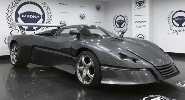 The One-Of-A-Kind Sbarro Espace GT1 Is Up For Sale | Feature
