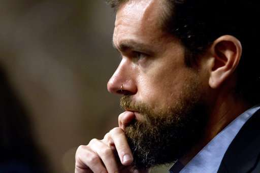 Twitter CEO Jack Dorsey keeps his cool before Congress