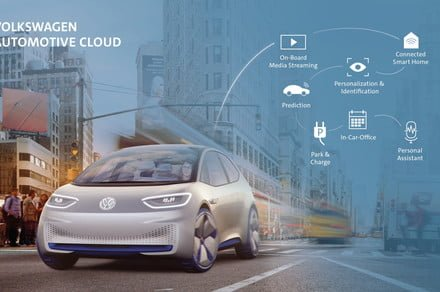Volkswagen partners with Microsoft on connected car platform | Computing