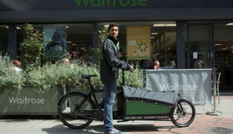 Waitrose switches up a gear to launch two-hour grocery deliveries in London | Industry