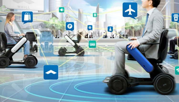 Whill raises $45M to help people with disabilities get around airports and other large venues | Industry