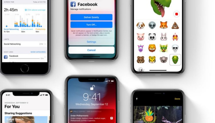 iOS 12 is now available to download | Apps News