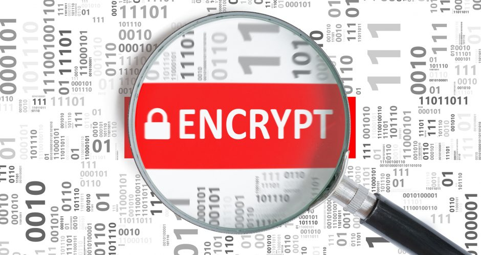 Encrypt your Passwords