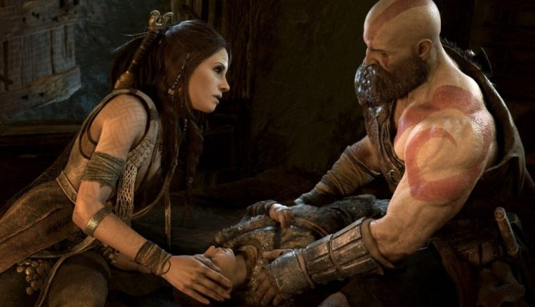 God of War postmortem ,alternate design and story choices that might have been
