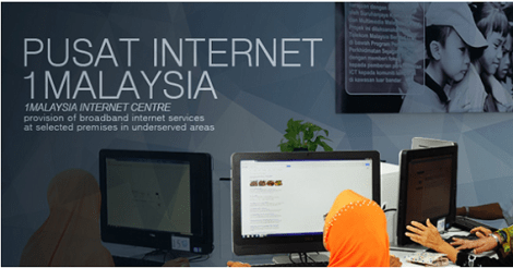 In Malaysia, Digital divide leaves a lot of work