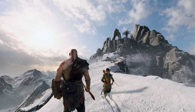 God of War How the ending and its surprise came together