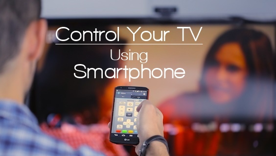 Control Your TV Using Android