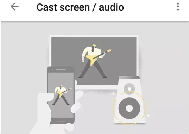 Cast Your Android Screen