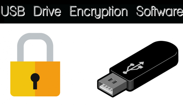 USB Drive Encryption Software For Windows