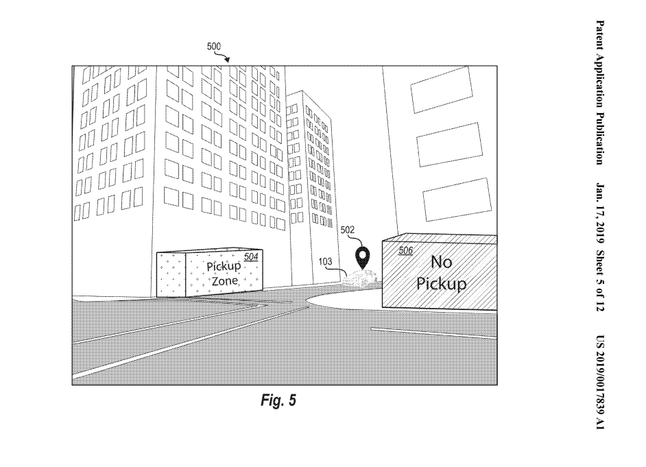 Lyft Patents applications betray greater emphasis 2