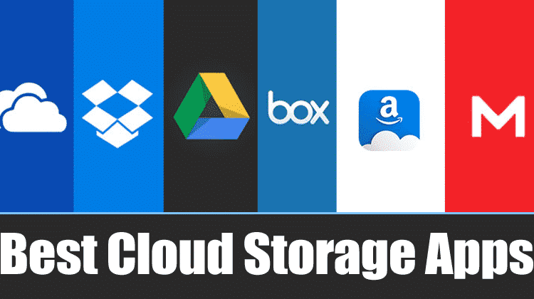 Top 13 Best cloud storage Apps for Android & iOS 2019