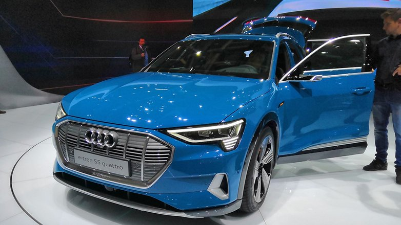 Tech News audi etron