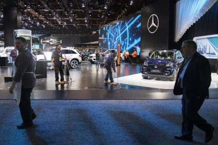 At Detroit auto show, the future of cars 1