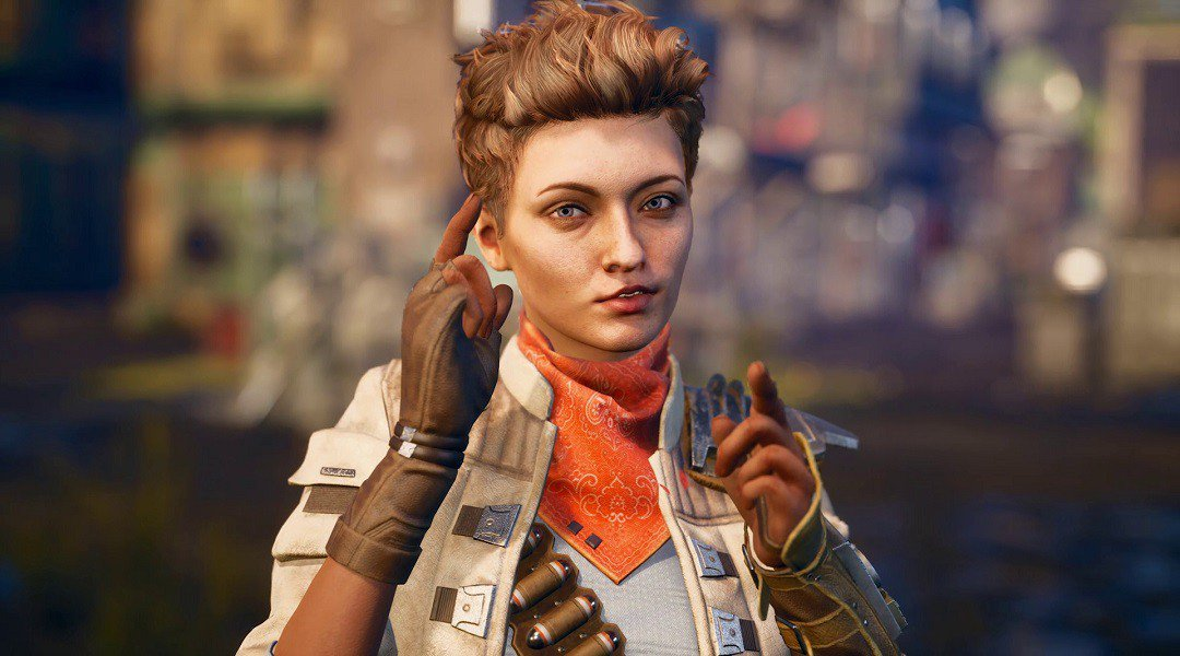 The Outer Worlds character image in upcoming games in 2019