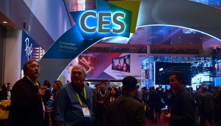 Chinese tech corporations cut back presence at CES