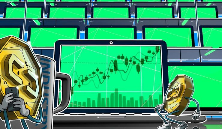 Crypto Markets See Green as Bitcoin Nears $3,900 and Ethereum Touches $160
