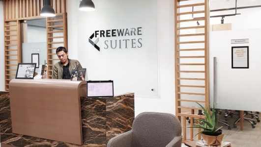 Indonesian co-working, co-living chain Freeware Spaces