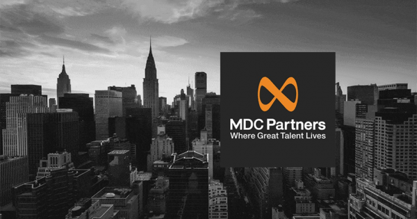MDC Partners New Executive Leadership Committee Ahead of Planned 2019