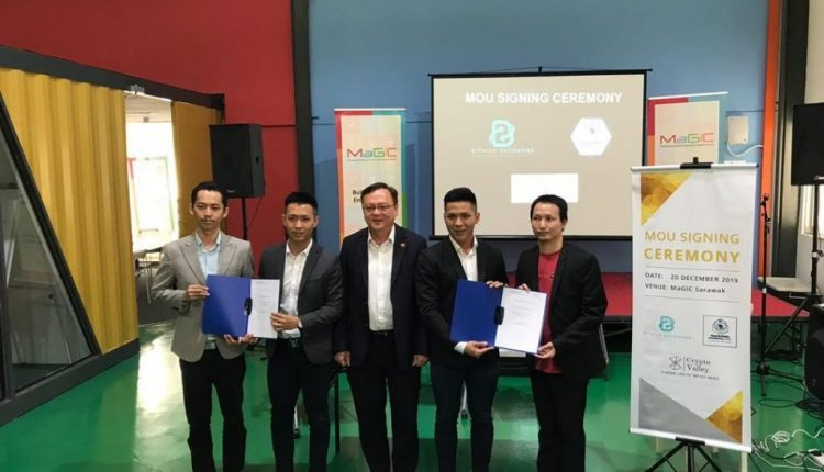MoU Between Crypto Valley Malaysia, Blockchain Academy Asia