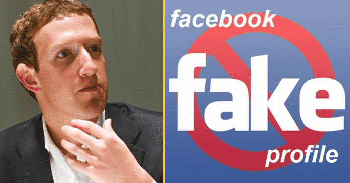 OMG! 50% Of Facebook Users Are FAKE