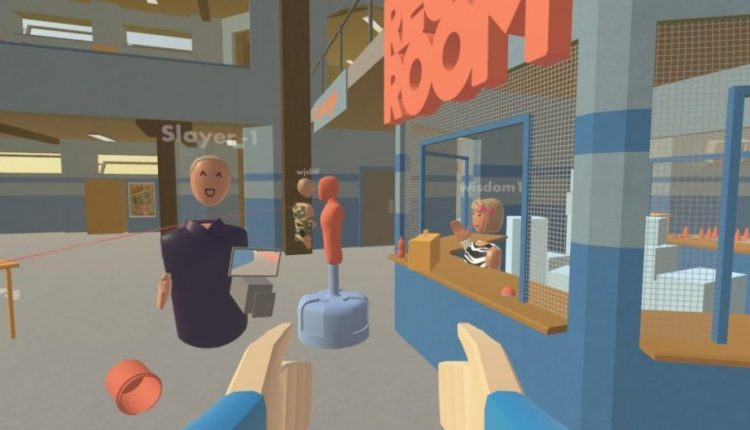 Rec Room hits greater than 1 million VR headsets