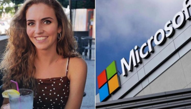 Scots lass suffers embarrassing job interview gaffe with Microsoft
