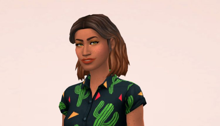The Most Essential Sims 4 Mods For Eyes, Skin, & Hair