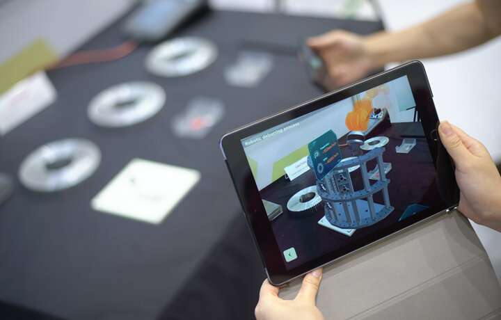 Virtually reality: future factories run by digital twins
