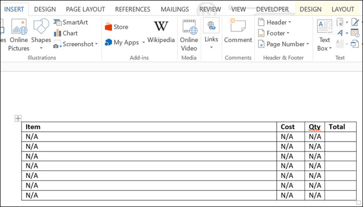How to Automate Microsoft Word Forms with Custom Fields 9