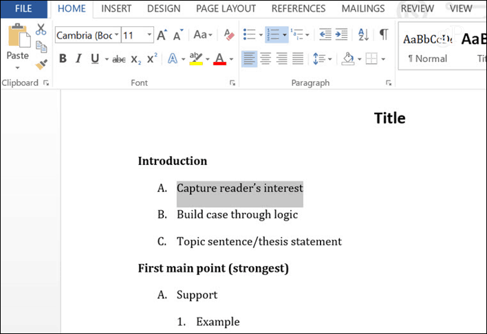 How to Automate Microsoft Word Forms with Custom Fields 13