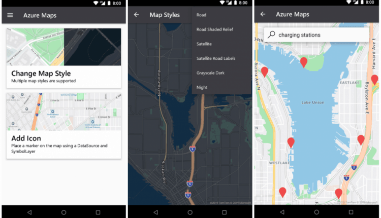 Microsoft introduces Azure Maps Android SDK in preview