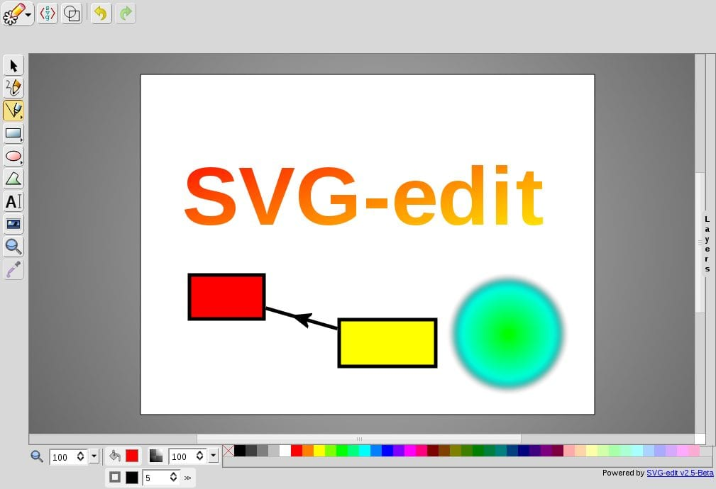 graphic design software for beginners free
