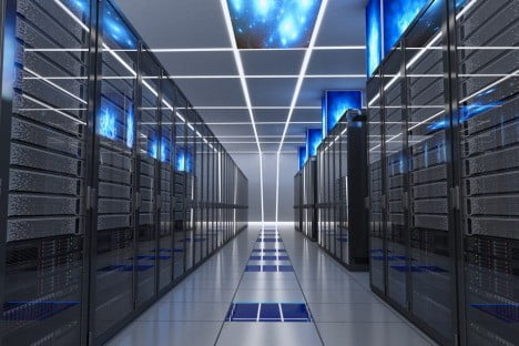 Achieving greater efficiency for fast data center operations