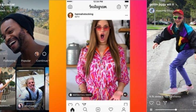 Instagram wants you watching IGTV, video previews coming to the main feed