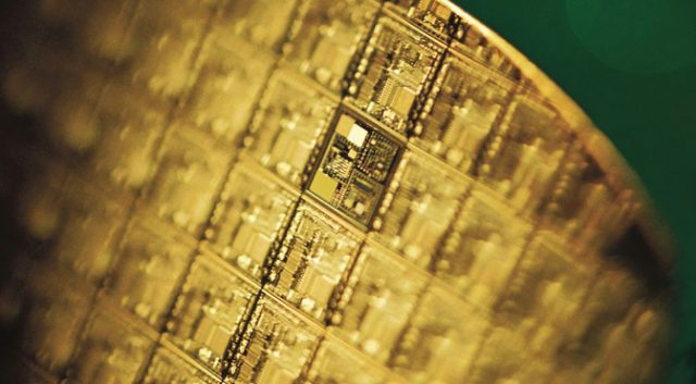 silicon-wafer intel asic