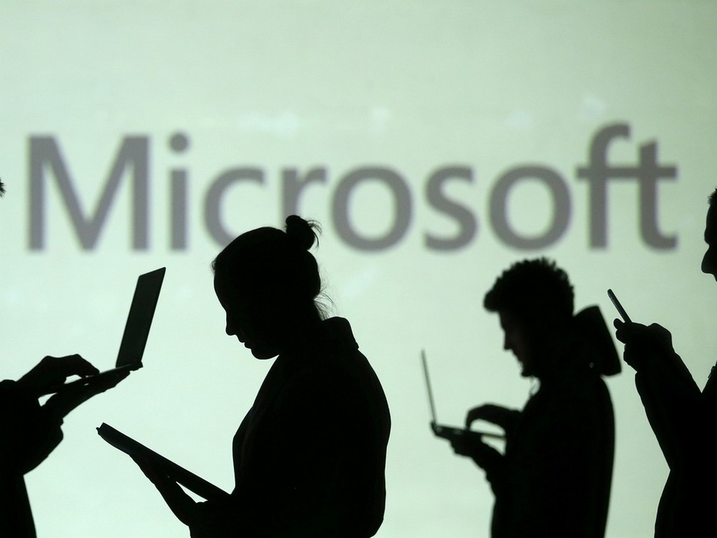 Microsoft adds NewsGuard to its mobile Edge browser to fight fake news. Image: Reuters