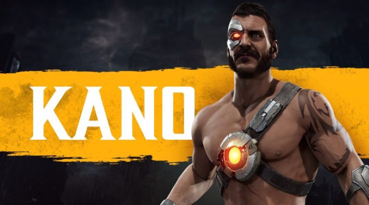 Mortal Kombat 11 Adds Kano to the Fighting Game Roster